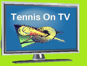 Tennis on TV