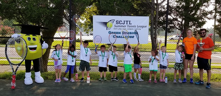 SCJTL Green Division Challenge Day